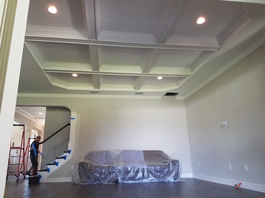 Custom Crown Molding Carpenters Tampa FL