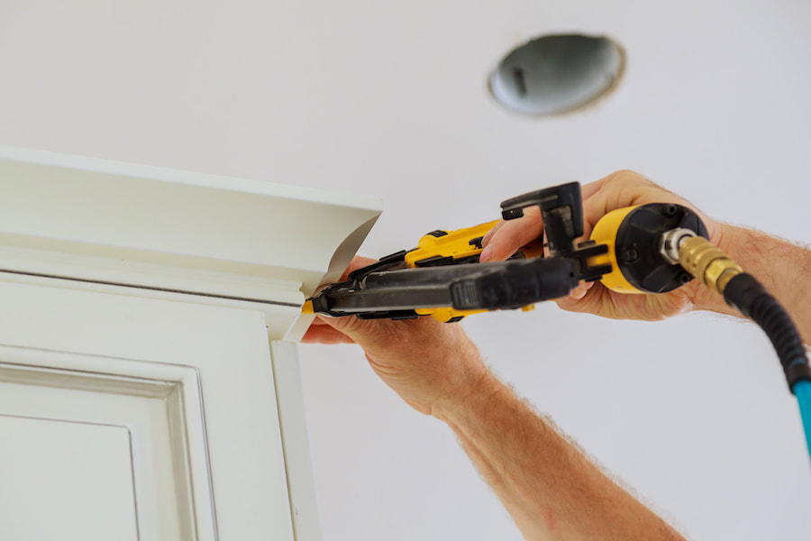 Custom Crown Molding Carpenters Tampa