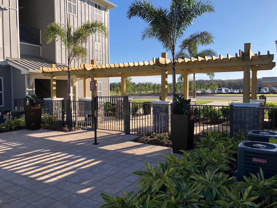 Custom Outdoor Carpenters Tampa 02