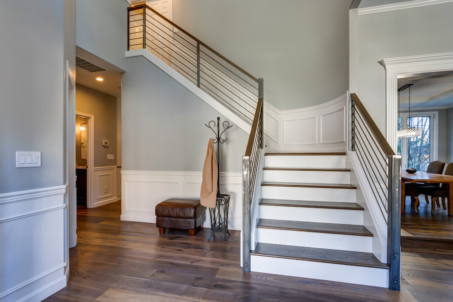 Custom Staircases Carpenters Tampa