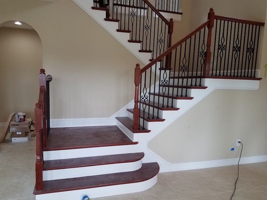 Custom Staircase Carpenters Tampa 02