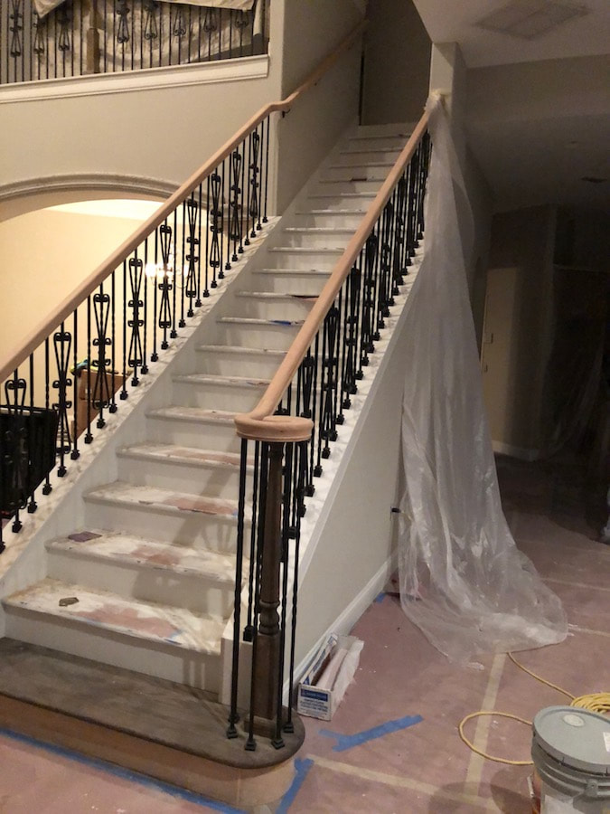 Staircase Carpenters Tampa 05